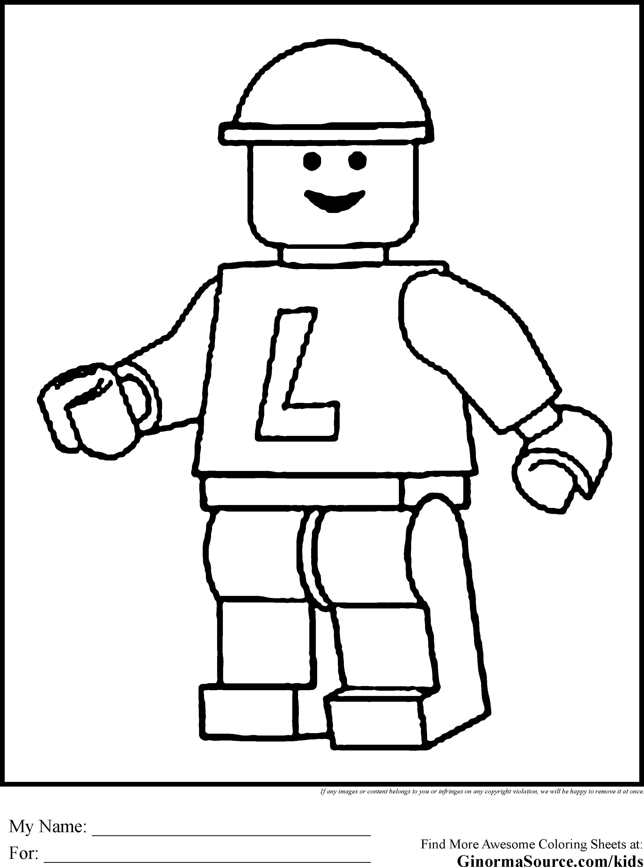 coloring picture lego free printable lego coloring pages for kids cool2bkids picture lego coloring
