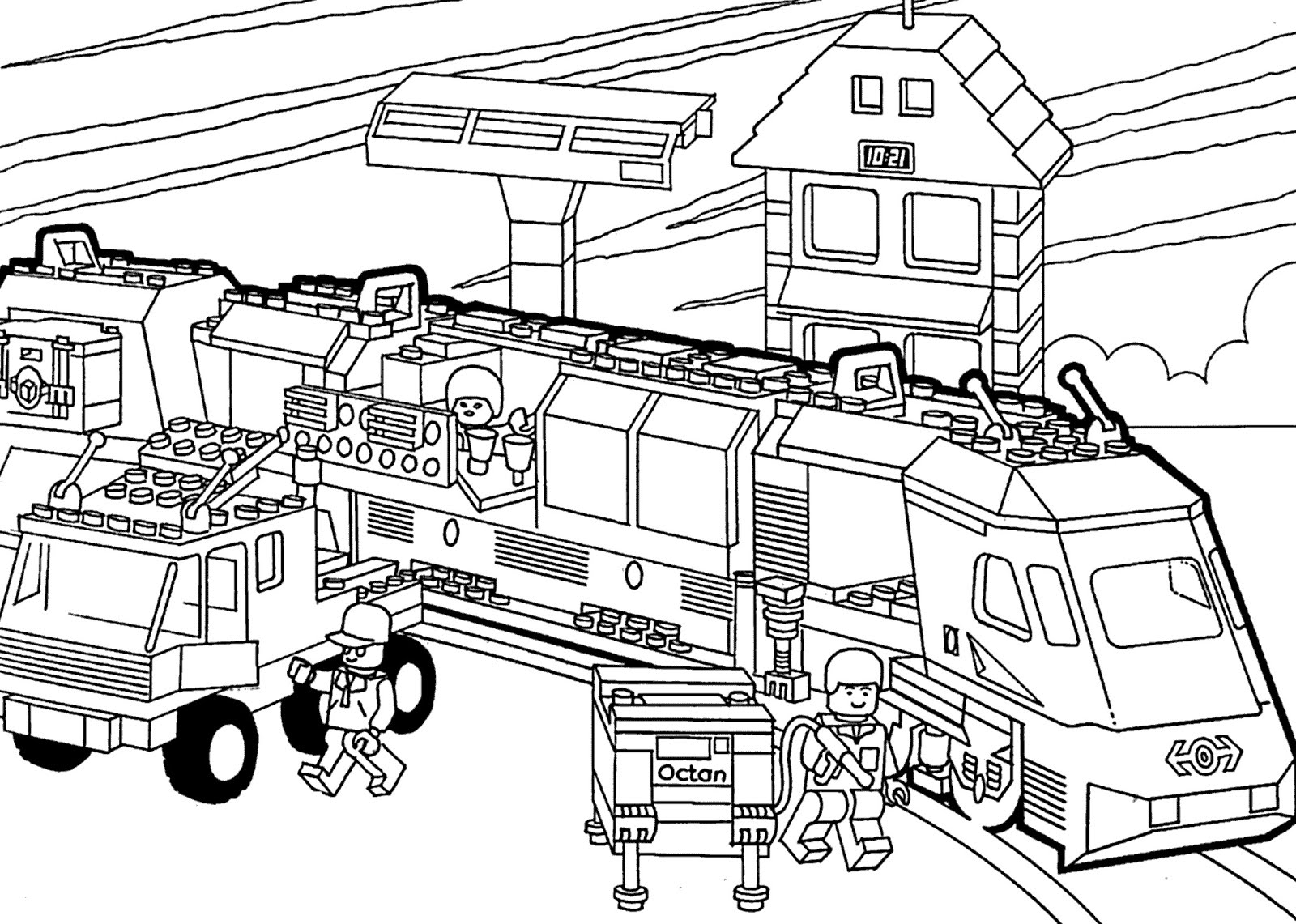 coloring picture lego lego coloring pages best coloring pages for kids lego picture coloring
