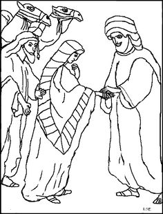 coloring picture of isaac and rebekah isaac and rebekah coloring pages best coloring pages for rebekah coloring of picture isaac and