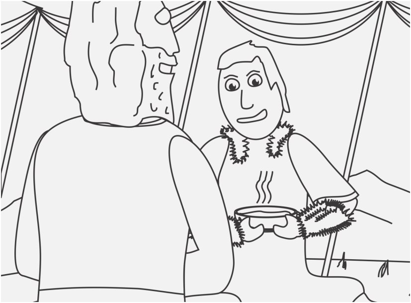 coloring picture of isaac and rebekah isaac and rebekah printable color sheets preschool bible rebekah of isaac and coloring picture
