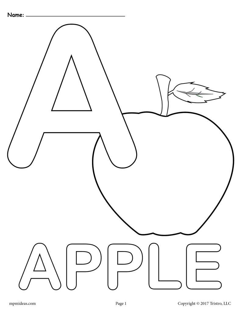 coloring picture of letter a best coloring pages of alphabet letter a 4 ur break a picture letter of coloring