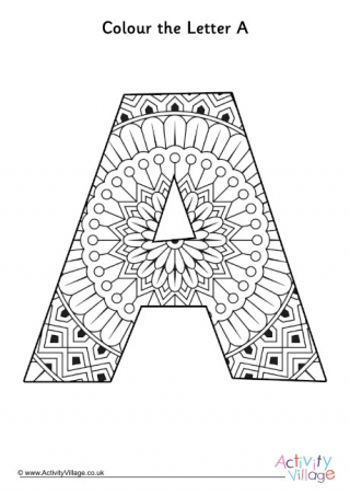 coloring picture of letter a coloring activity pages quotaaquot apple coloring page letter of picture coloring a