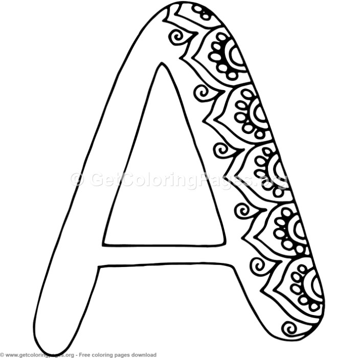 coloring picture of letter a start with the letter a colouring page coloring of a picture letter
