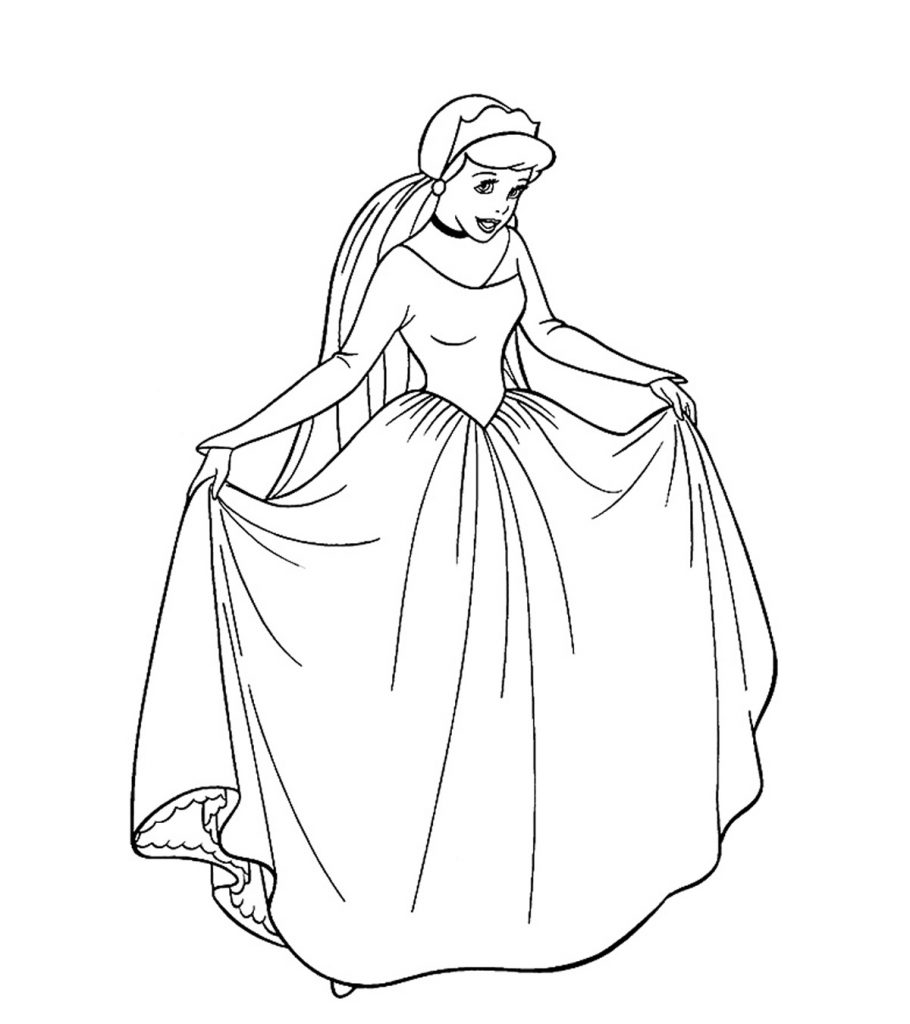 coloring pictures disney princesses top 35 free printable princess coloring pages online princesses coloring pictures disney