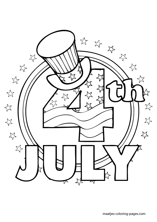 coloring pictures of independence day i love usa independence day coloring page for kids day independence coloring pictures of