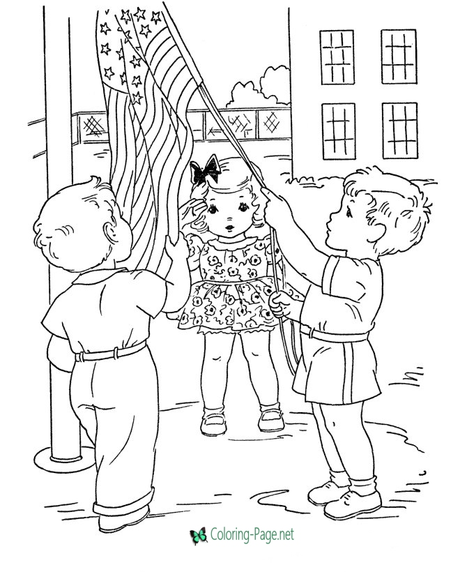 coloring pictures of independence day independence day coloring pages for kids independence coloring of pictures day 1 1