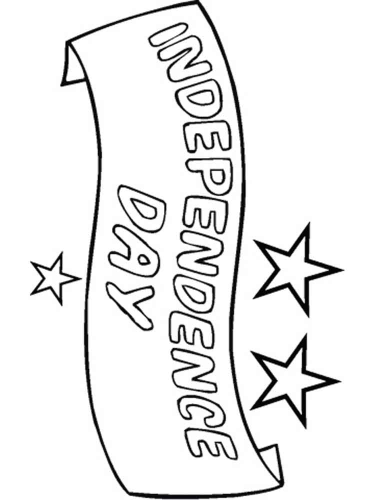 coloring pictures of independence day independence day coloring pages free printable pictures day independence coloring of