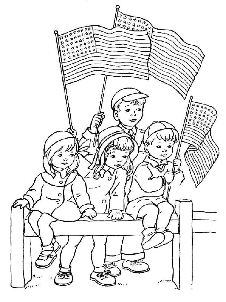 coloring pictures of independence day independence day coloring pages getcoloringpagescom independence coloring day pictures of