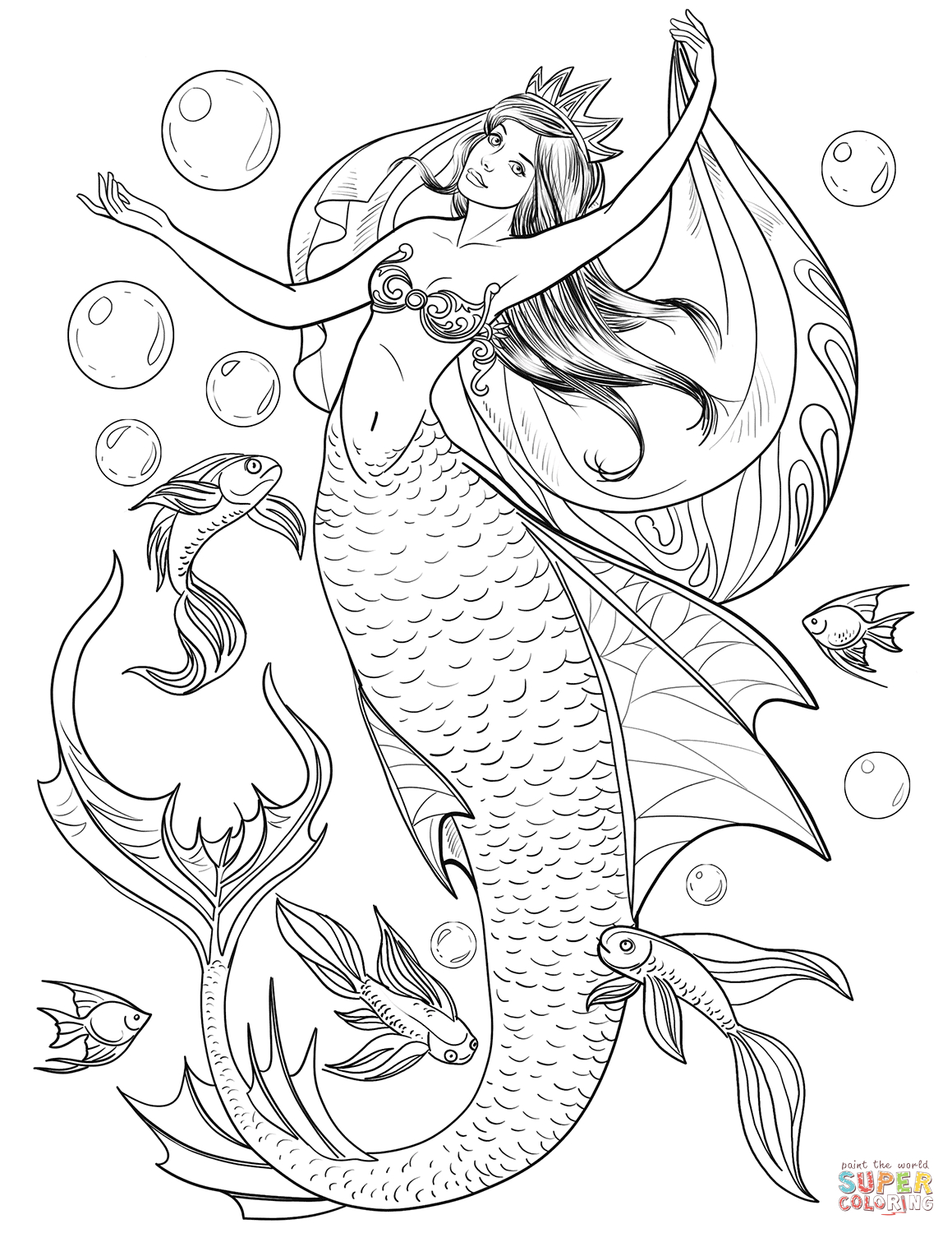 coloring pictures of mermaids mermaid coloring pages 3 coloring pages to print coloring mermaids of pictures