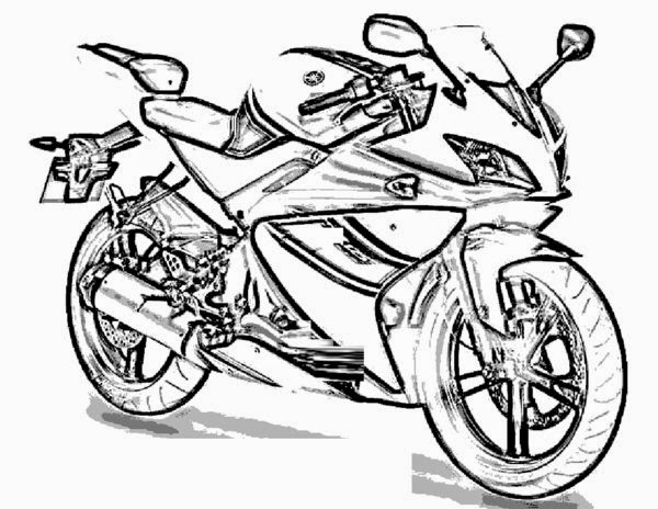 coloring pictures of motorcycles coloring pages motorcycle coloring pages free and printable coloring of pictures motorcycles