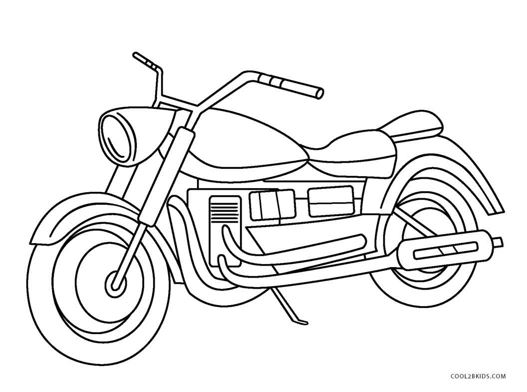 coloring pictures of motorcycles free printable motorcycle coloring pages for kids coloring of motorcycles pictures