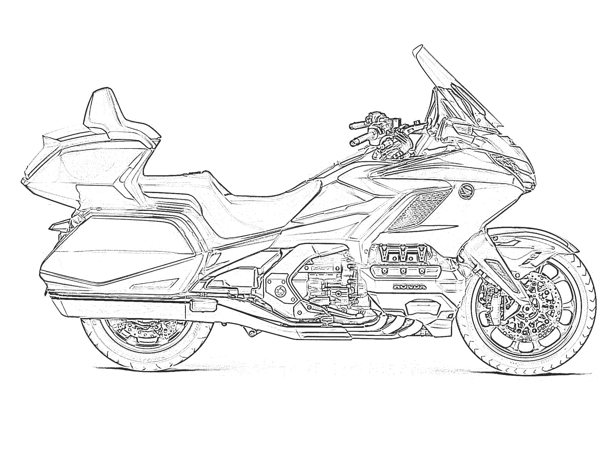 coloring pictures of motorcycles motorcycle coloring pages free printable for kids pictures coloring motorcycles of