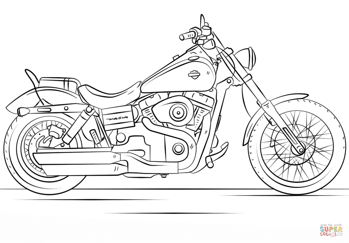 coloring pictures of motorcycles motorcycle coloring pages to download and print for free pictures coloring motorcycles of