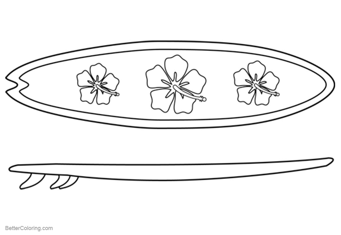 coloring pictures of surfboards 8 best surfboard coloring pages images surfboard pictures of surfboards coloring