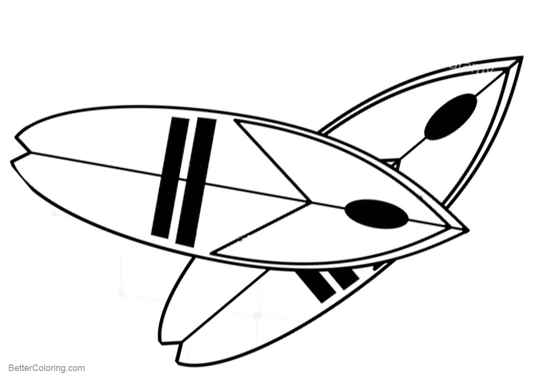 coloring pictures of surfboards surfboard coloring page free printable coloring pages surfboards of pictures coloring