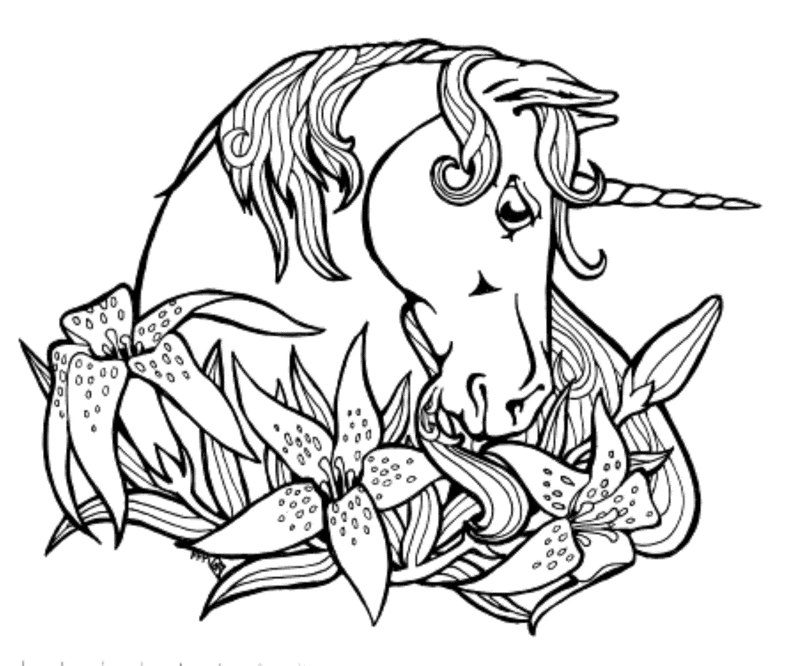 coloring pictures of unicorn downloadable unicorn colouring page michael o39mara books of pictures coloring unicorn