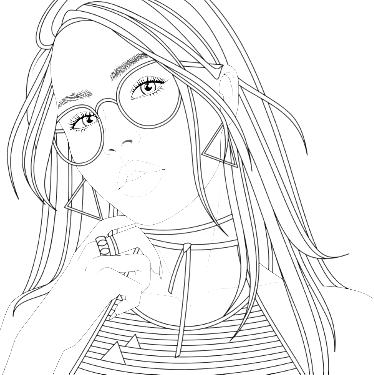 coloring pictures people realistic people coloring pages at getcoloringscom free pictures coloring people