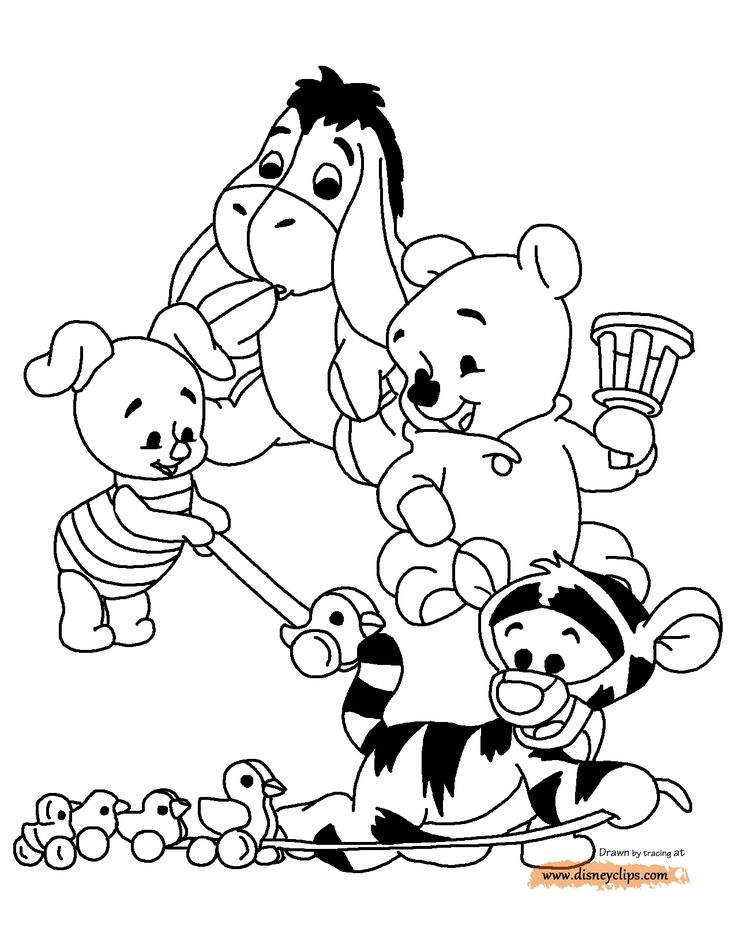 coloring pictures winnie the pooh cute winnie the pooh coloring pages baby coloring pages the coloring pooh winnie pictures