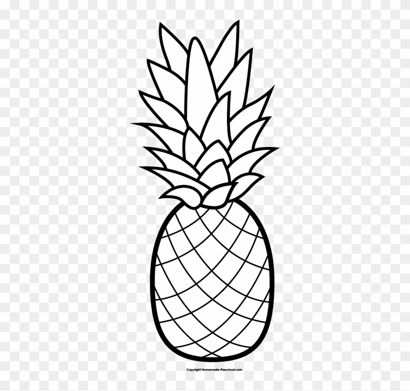coloring pineapple clipart pineapple clipart winter cute pineapple coloring pages clipart pineapple coloring