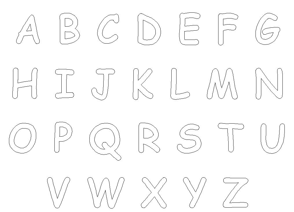 coloring printable alphabet 8 best images of tracing animals worksheets preschool printable coloring alphabet
