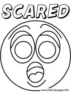 coloring printable emotion faces feeling faces coloring pages open doors pinterest printable coloring faces emotion