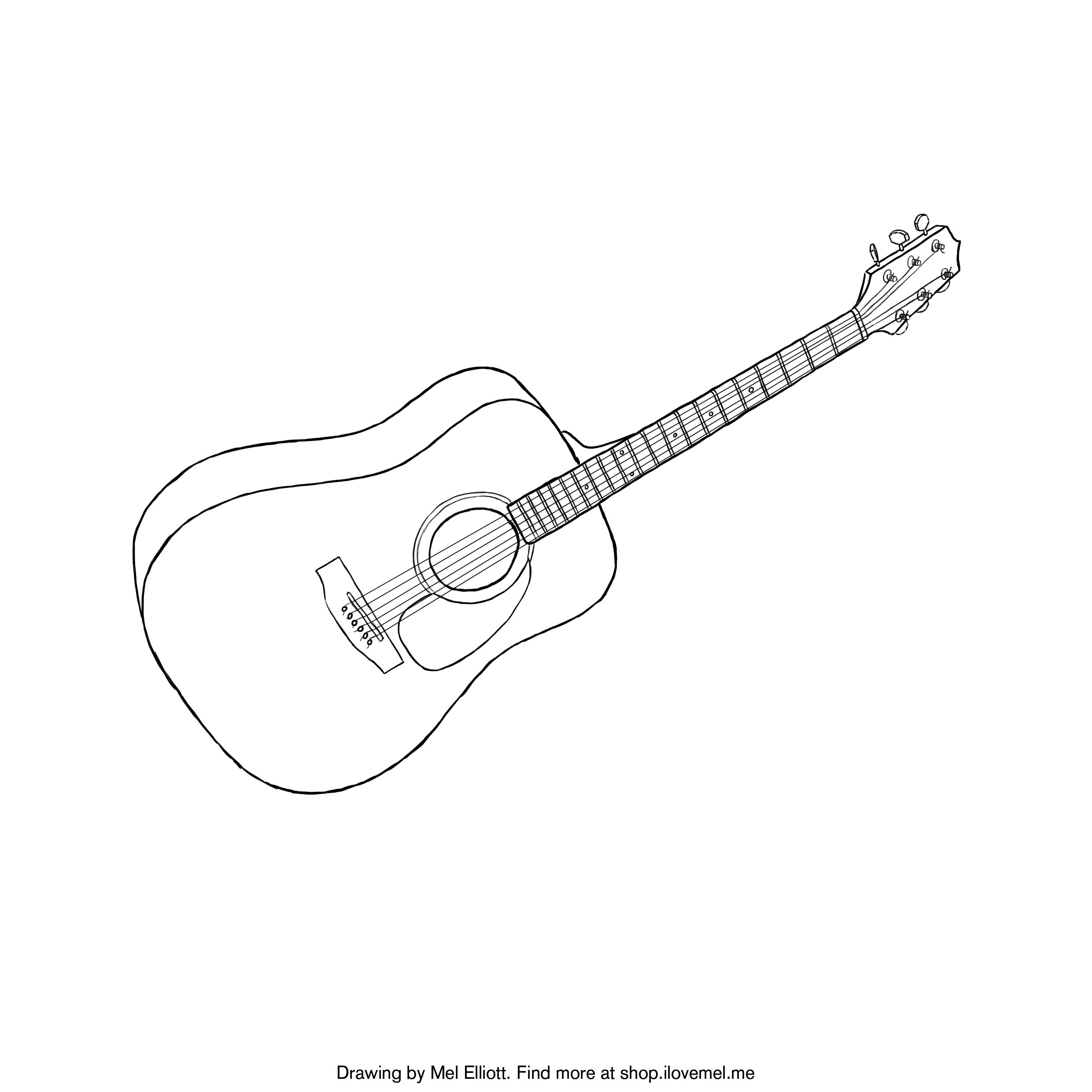 coloring printable guitar guitar coloring pages to download and print for free coloring printable guitar