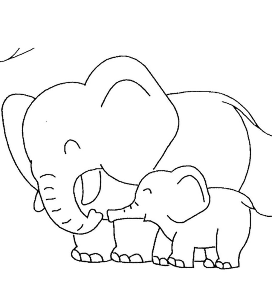 coloring printable jungle animals safari coloring pages to download and print for free jungle animals printable coloring