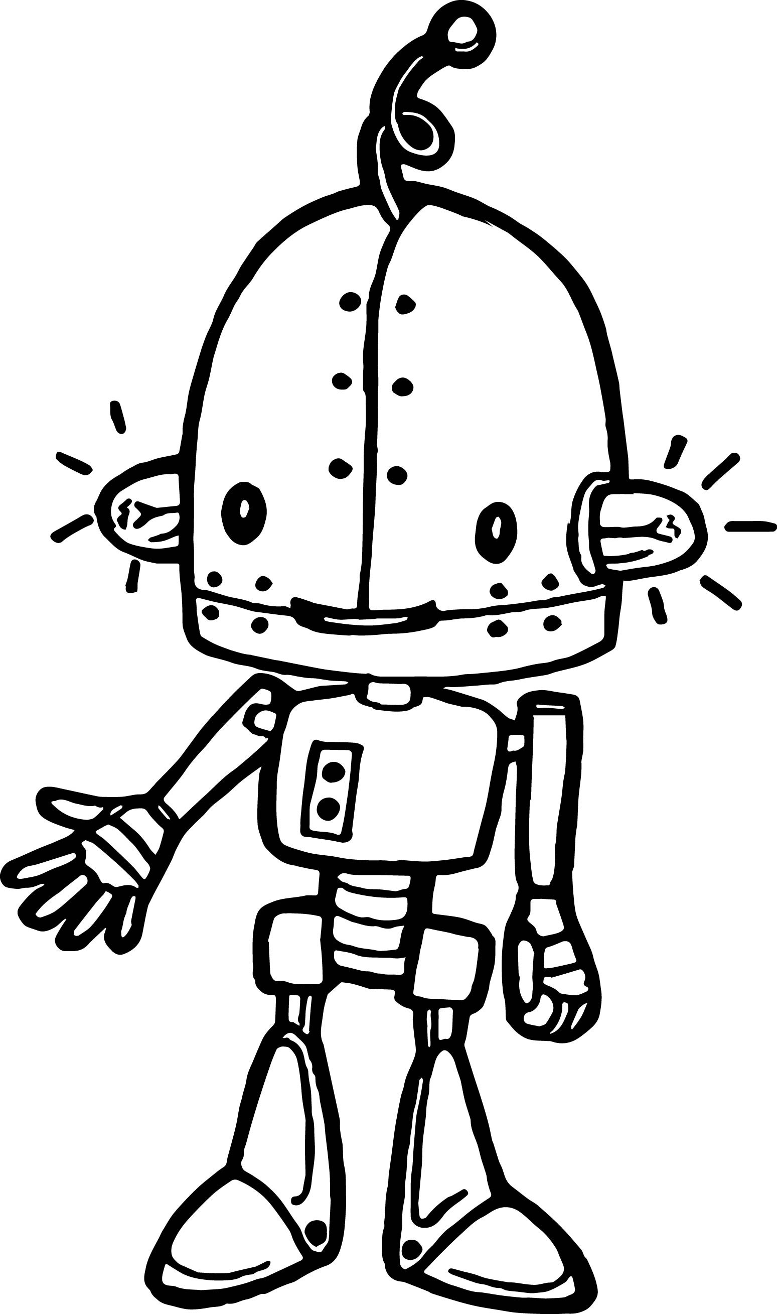 coloring robot free printable robot coloring pages for kids cool2bkids robot coloring 1 2