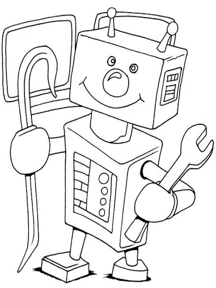 coloring robot robot coloring pages coloring pages to download and print robot coloring