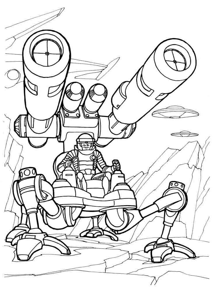 coloring robot robots coloring pages download and print robots coloring coloring robot