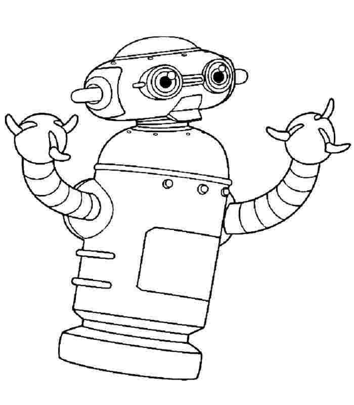 coloring robot robots coloring pages download and print robots coloring coloring robot 1 1