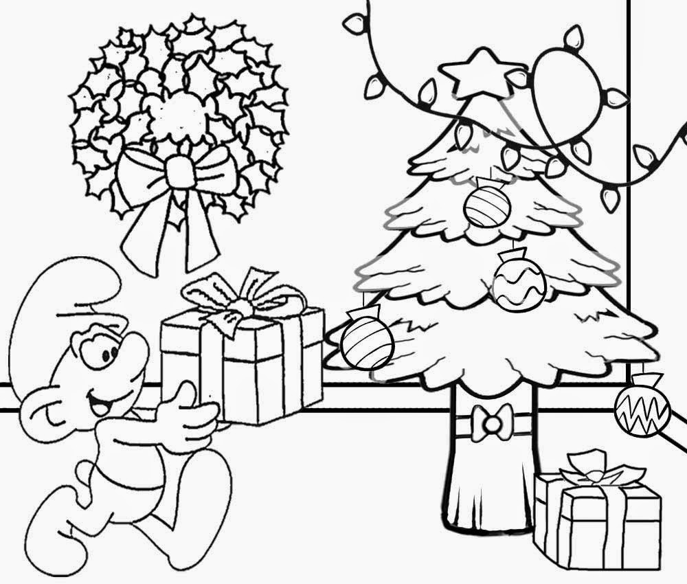 coloring scenes for kids christmas tree scenery clipart black and white 20 free kids scenes coloring for