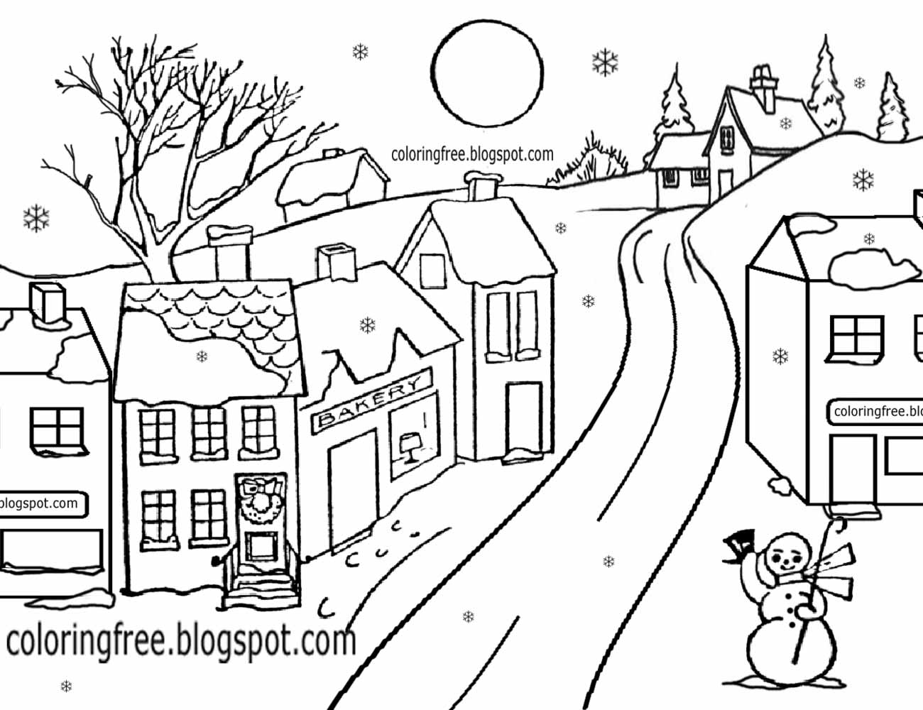 coloring scenes for kids pin by melissa lodahl hughes on coloring pages for kids coloring scenes for kids