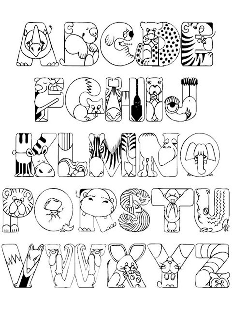 coloring sheet alphabet coloring pages alphabet coloring pages coloring alphabet pages sheet coloring