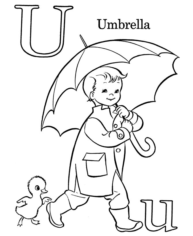 coloring sheet alphabet coloring pages pin on u is for umbrella underwear coloring coloring sheet pages alphabet