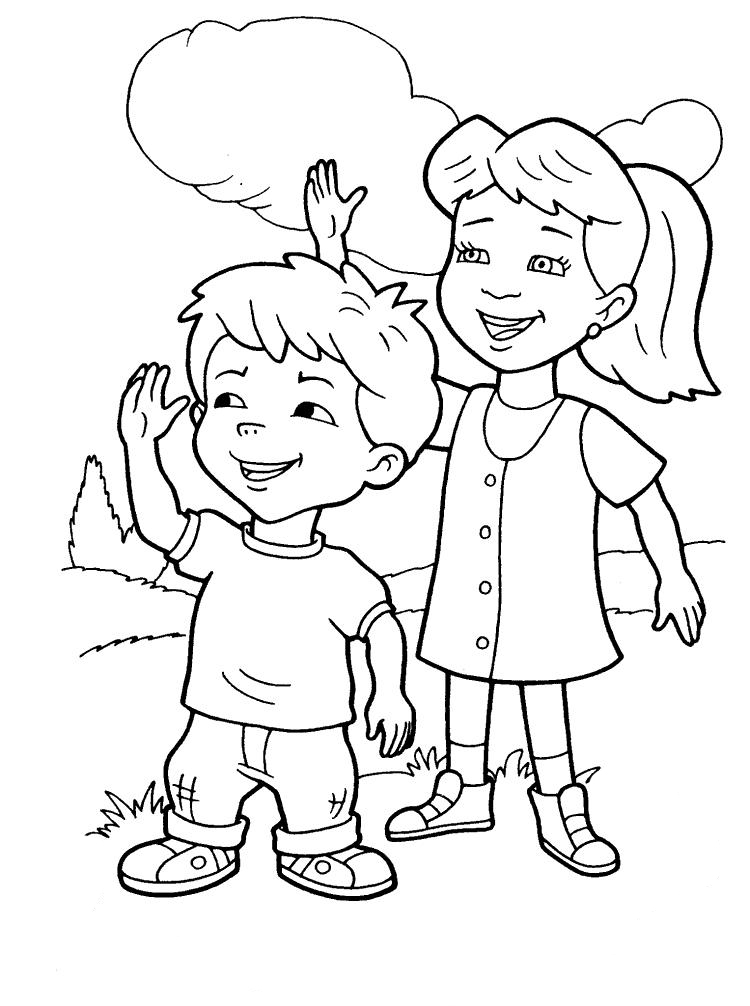 coloring sheet boy and girl coloring page boy and girl coloring home sheet girl and coloring boy