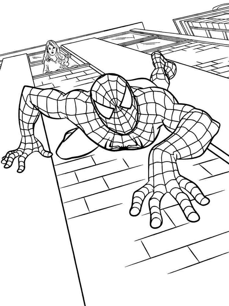 coloring sheet spiderman coloring pages spiderman 3 coloring pages coloringpages1001com coloring coloring spiderman sheet pages