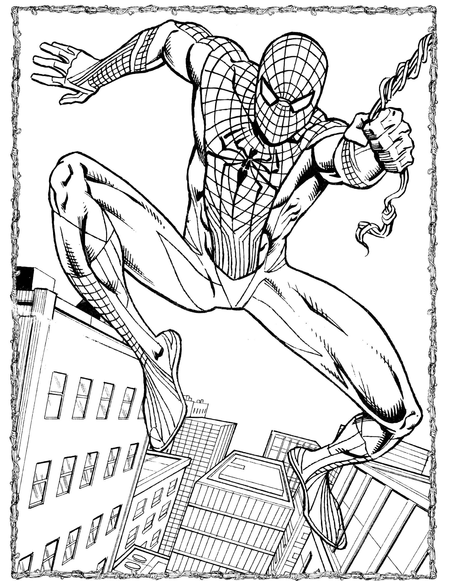 coloring sheet spiderman coloring pages spiderman 3 coloring pages coloringpages1001com spiderman pages coloring sheet coloring