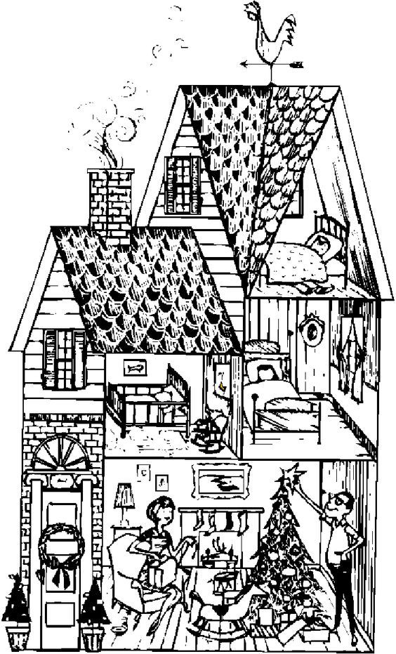 coloring sheets house log cabin coloring pages coloring home house coloring sheets