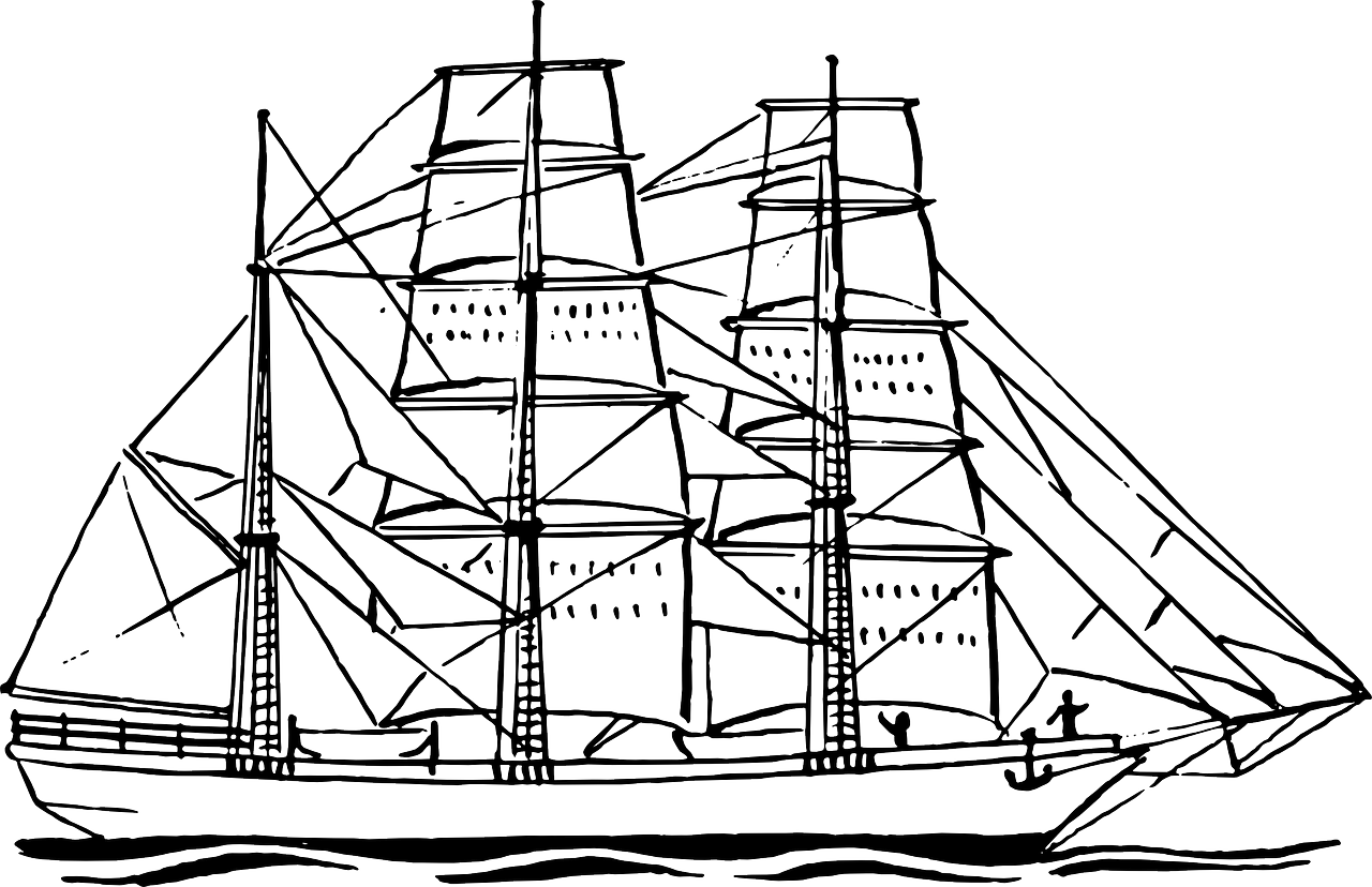 coloring ship pictures boat free coloring pages for kids 12 pics how to draw coloring pictures ship