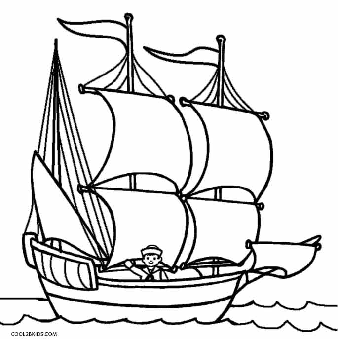 coloring ship pictures printable boat coloring pages for kids cool2bkids ship pictures coloring