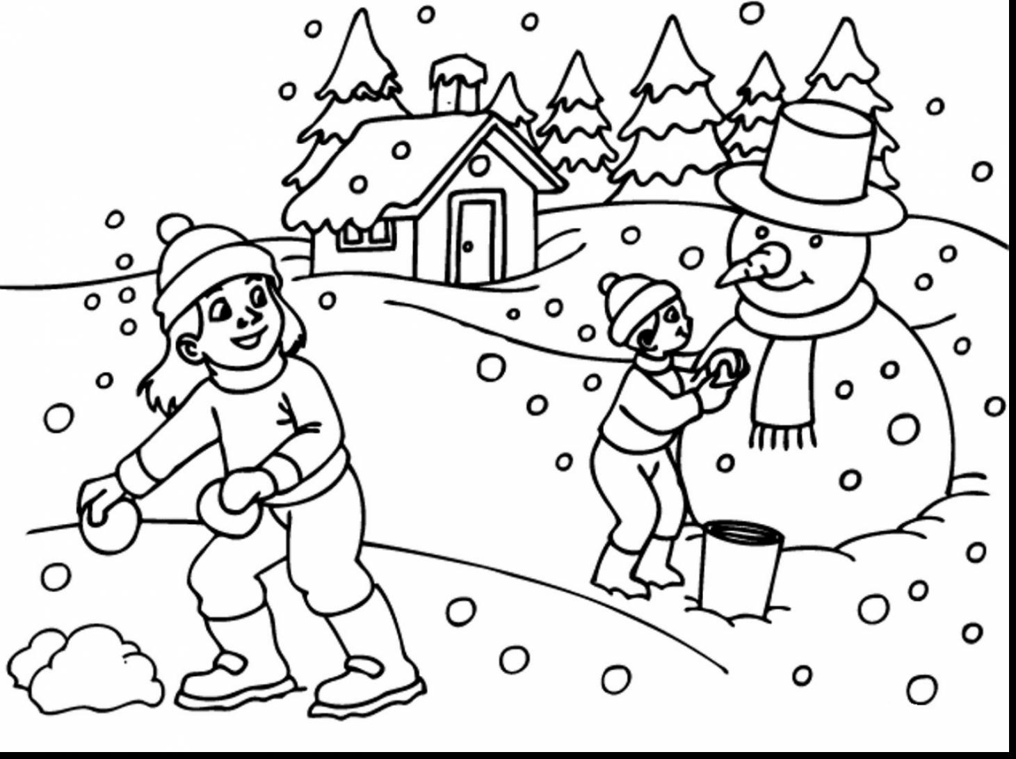 coloring snowy printable winter coloring pages parents coloring snowy