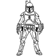 coloring star wars boba fett boba fett coloring pages to download and print for free boba star coloring wars fett