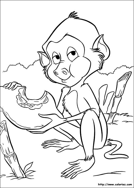 coloring tarzan coloring and drawing little tarzan spear coloring pages coloring tarzan