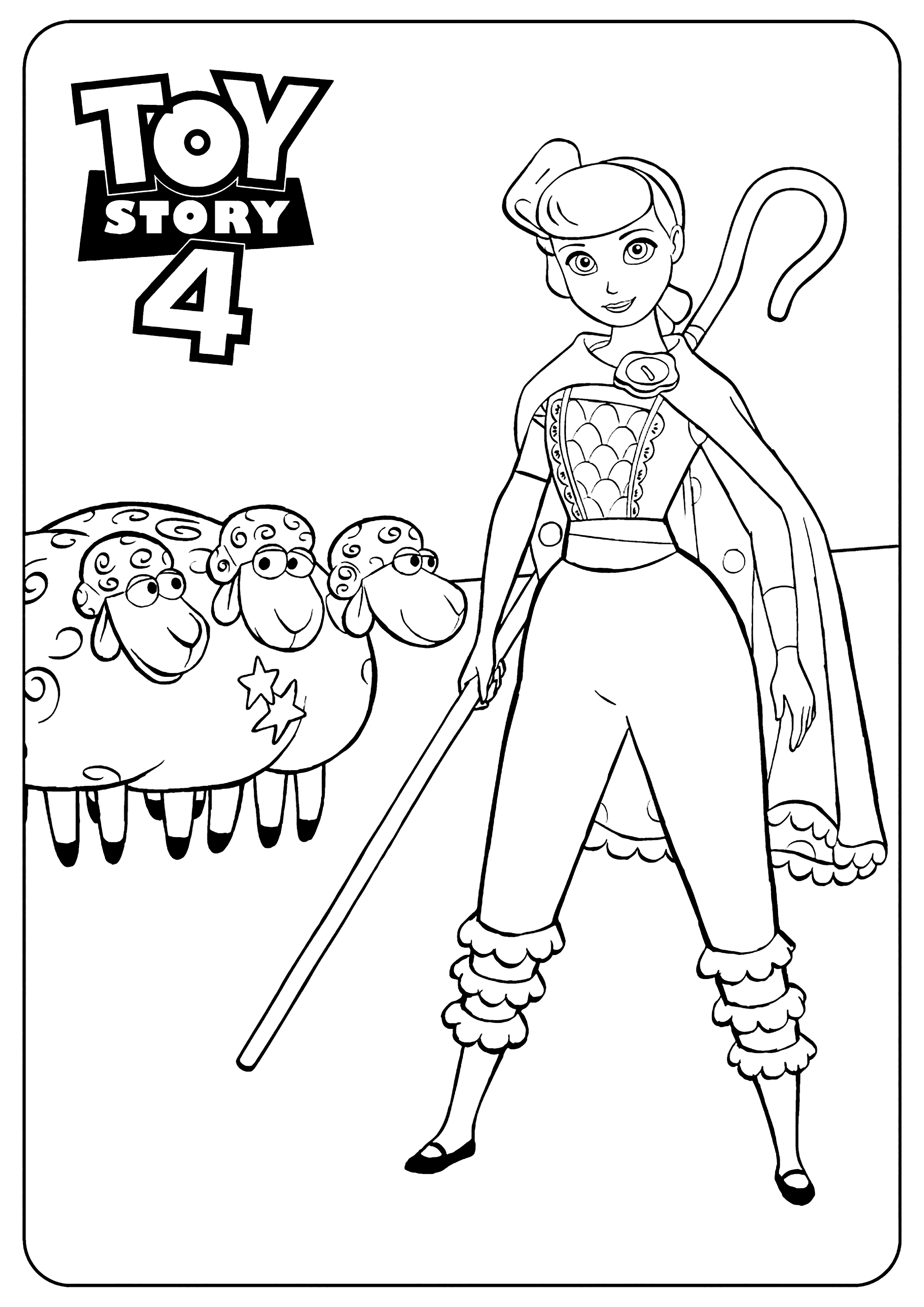 coloring toy story 4 toy story 4 coloring pages to you toy story 4 coloring 4 story coloring toy