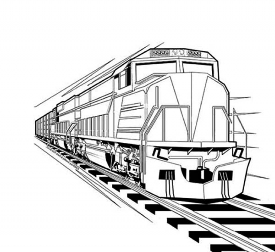 coloring train drawing pictures for kids get this train coloring pages for kindergarten 41778 for pictures coloring kids train drawing