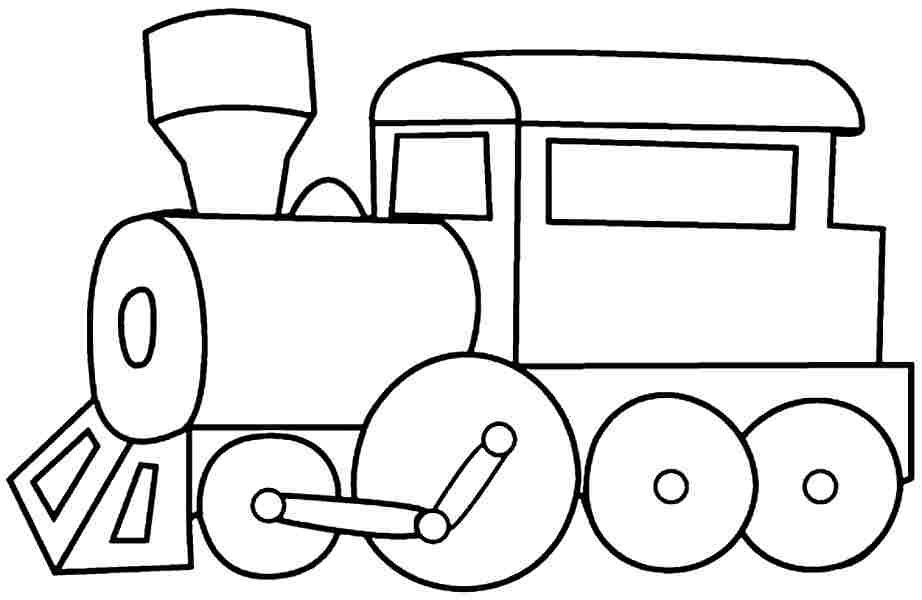 coloring train drawing pictures for kids printable free colouring pages transportation train for kids train coloring pictures drawing for