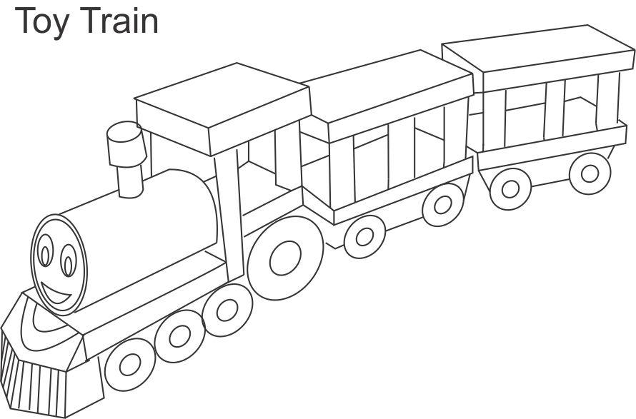 coloring train drawing pictures for kids toy train coloring page for kids train drawing coloring pictures kids for
