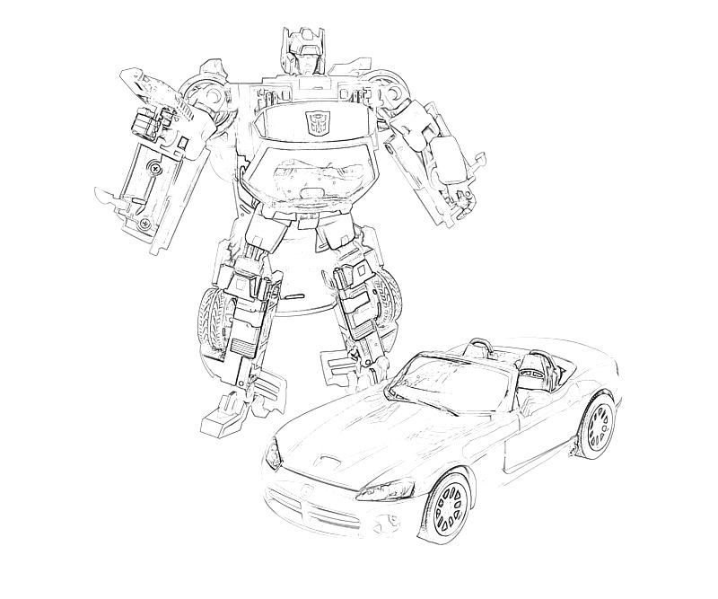 coloring transformers sideswipe coloring pages sideswipe coloring pages sideswipe transformers coloring