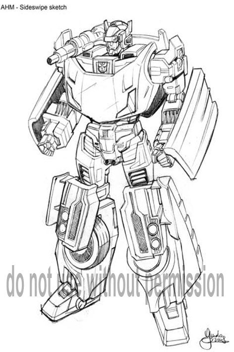 coloring transformers sideswipe coloring pages sideswipe coloring pages sideswipe transformers coloring 1 1